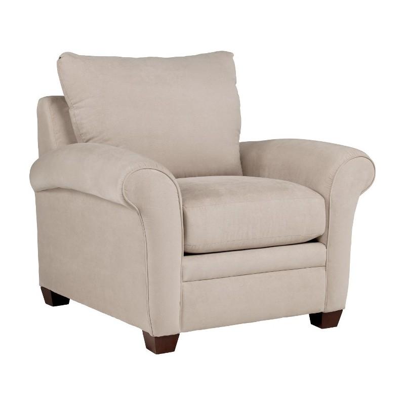 Natalie Chair And Ottoman Cedar Hill Furniture