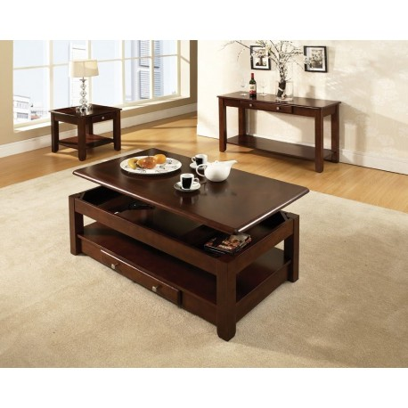 Nelson Cherry Occasional Table Collection