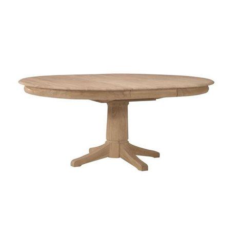 "John Thomas Select 54"" Pedestal Table"
