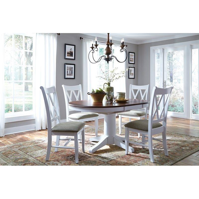 John Thomas Select 54 Pedestal Table Cedar Hill Furniture