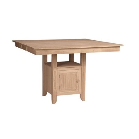 John Thomas Select Gathering Table w/ Storage Base