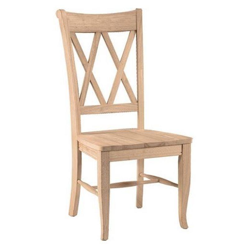 John Thomas Select Double X Back Side Chair
