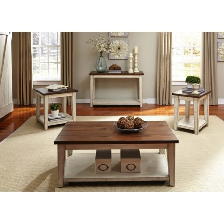 Saddlebrook Occasional Table Collection