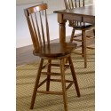 Copenhagen Barstool (Brown Cherry)