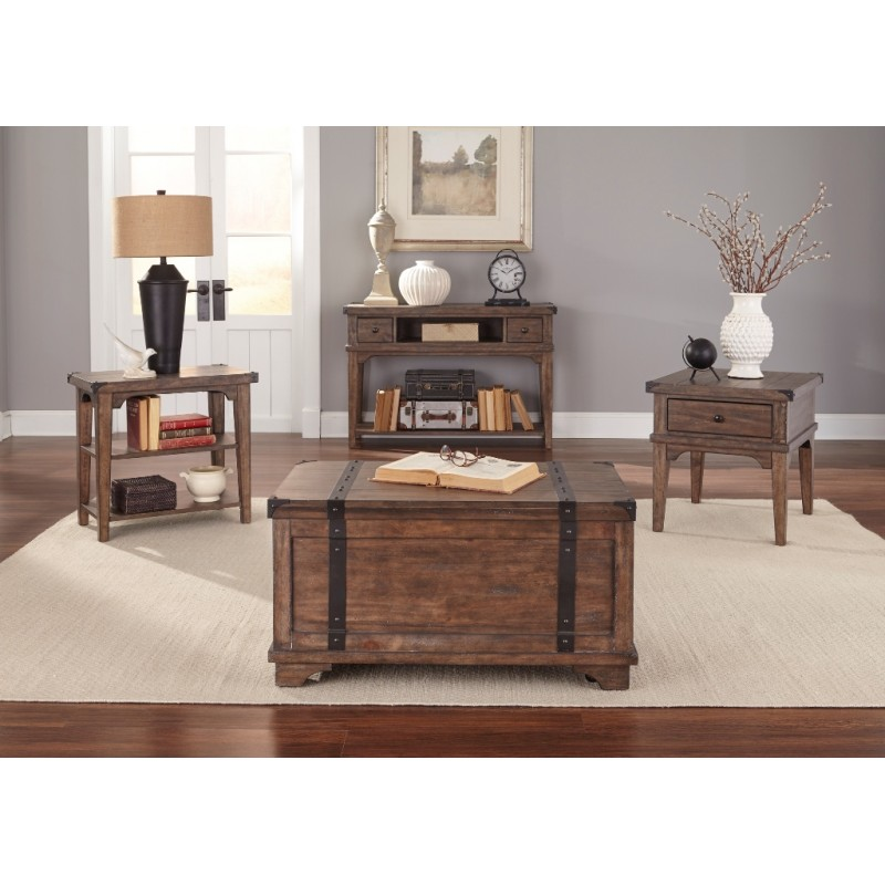 Aspen Skies Occasional Table Collection Cedar Hill Furniture