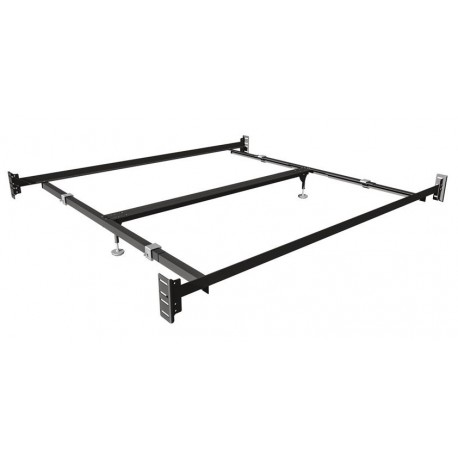 Bolt-On Bed Rails for Queen and King Beds