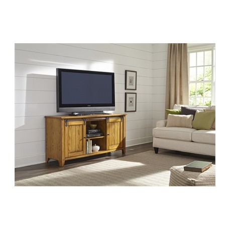 Lake House Entertainment Console