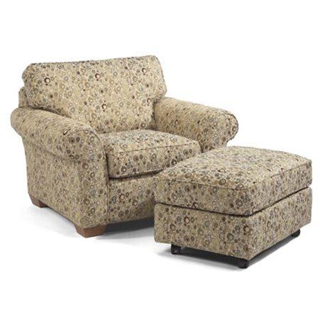 Vail Chair & Ottoman