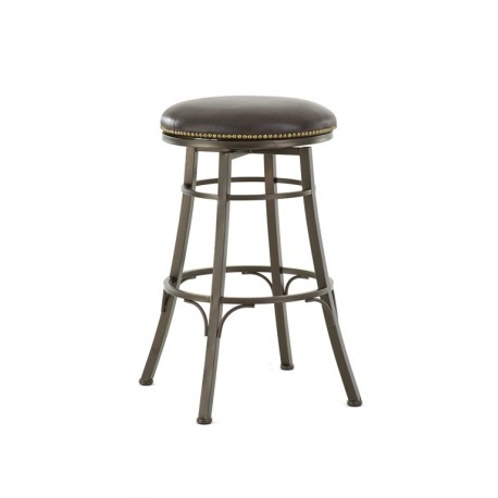 Backless Commercial Bar Stool