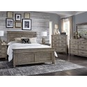 Glacier Point Bedroom Collection w/ Storage Bed