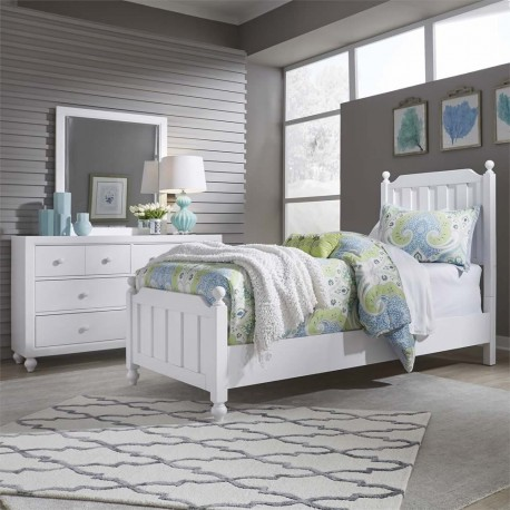 Cottage View Twin Bed Cedar Hill Furniture