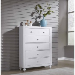 Cottage View 5 Drawer Chest