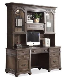 Credenzas and Bookcases